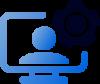 Configurações de administrador de videoconferência